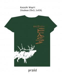 Koszulki Wapiti