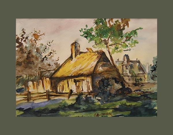 Gawryołek_Stara chata II